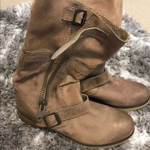 Steve Madden P-Dante Boots